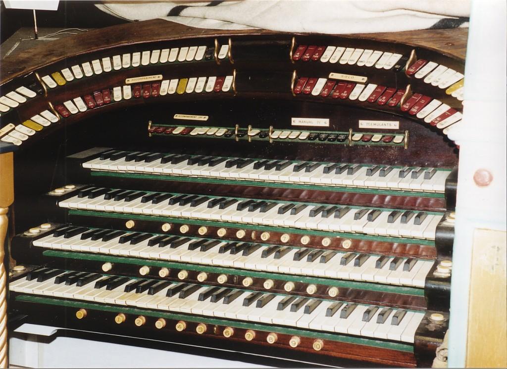 Conacher organ